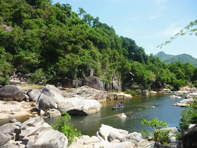 Binh Dinh, a paradise in central Vietnam