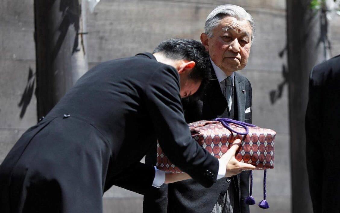 Ba báu vật bí ẩn trong lễ lên ngôi Nhật hoàng