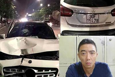 Khởi tố vụ xe Mercedes đâm chết 2 người phụ nữ ở hầm Kim Liên