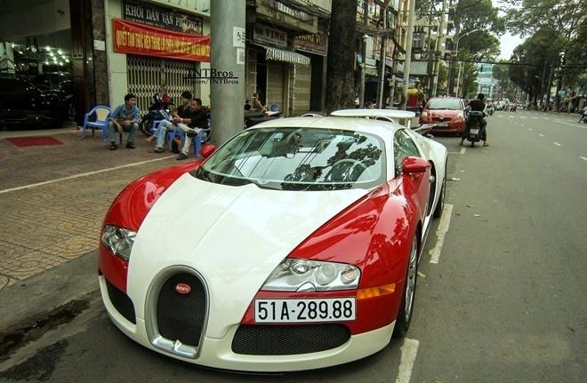 Siêu xe chịu phí trước bạ gần 8 tỷ, đắt nhất Việt Nam