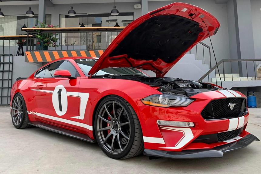 Chiếc Ford Mustang mạnh nhất Việt Nam có gì đặc biệt?