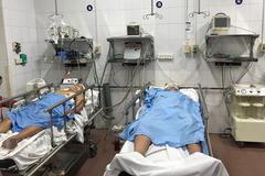 2 thanh niên nước ngoài tử vong tại BV Việt Đức vì rượu bia