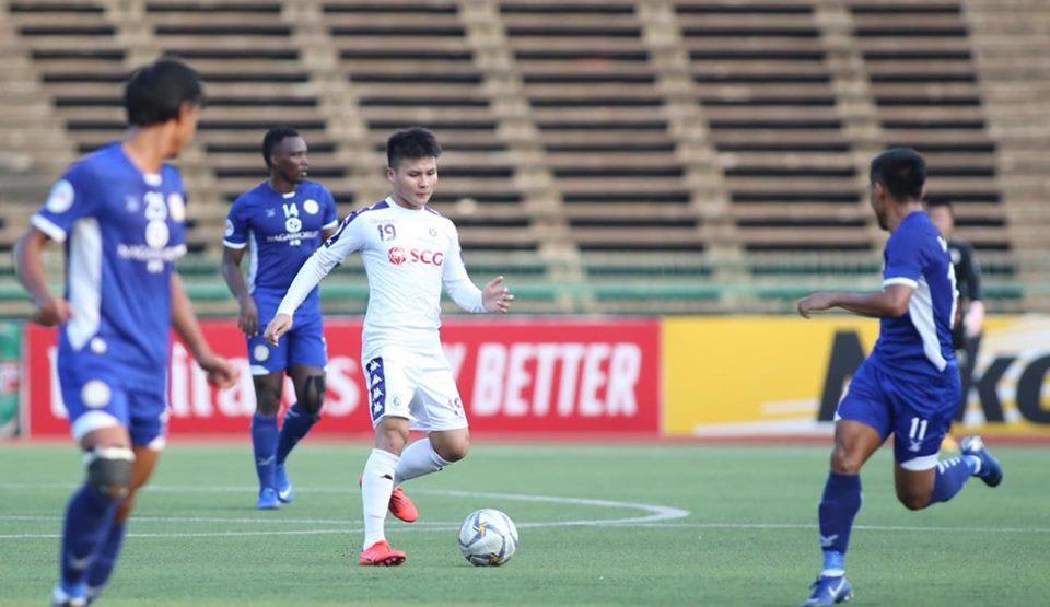 Quang Hải tỏa sáng, Hà Nội chờ quyết đấu Tampines Rovers