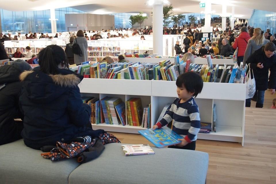 thư viện,cách mạng 4.0,giáo dục Phần Lan