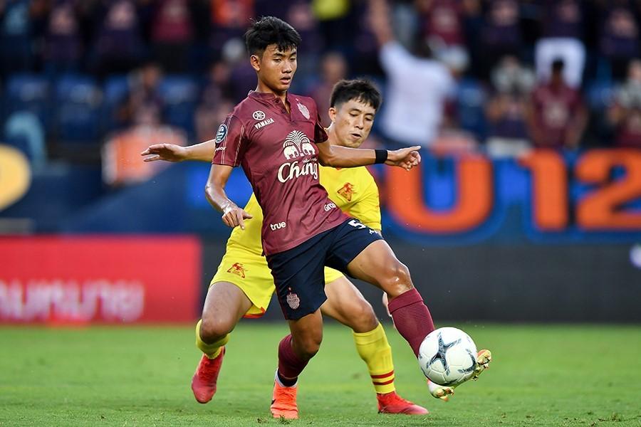 Lương Xuân Trường,Xuân Trường,Buriram United,Đặng Văn Lâm,Muangthong United,Thai FA Cup