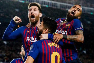 Barca rộng cửa chung kết: Nghệ thuật của thực dụng