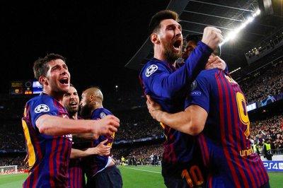 Xem trực tiếp bán kết lượt đi Champions League ở kênh nào?