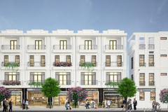 Bach Dang Luxury Residence: Cơ hội vàng cho giới kinh doanh