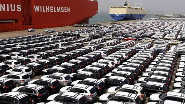 Dân Việt đã chi hơn 1 tỷ USD nhập khẩu ô tô 4 tháng qua