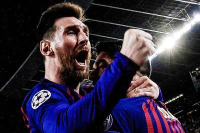 Messi đạt 600 bàn thắng cho Barca, nhiều số liệu gây choáng