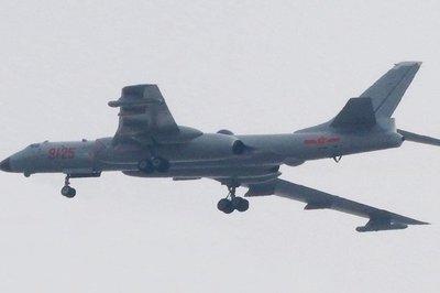 Lộ diện máy bay ném bom mới được TQ trang bị