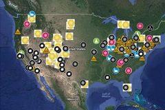 Mỹ lộ quy mô kho vũ khí hạt nhân bí mật