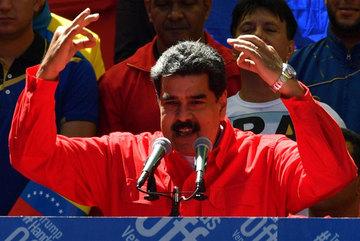 Tổng thống Venezuela công bố 'ngày đối thoại' để sửa sai