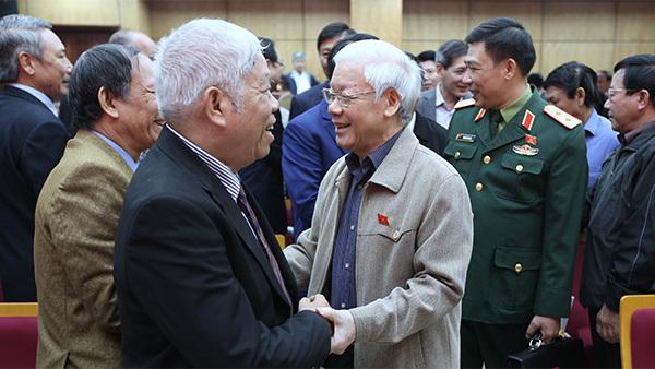 Ngày mai, ĐBQH Hà Nội tiếp xúc với cử tri quận Ba Đình, Hoàn Kiếm, Tây Hồ