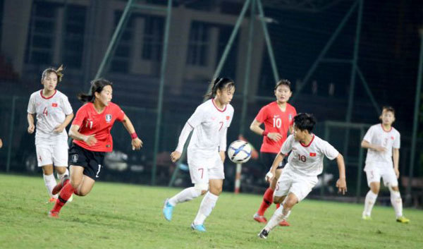 U19s will play friendly in China