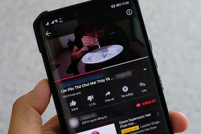 """YouTube VN lại xuất hiện video """"độc hại"""" hướng dẫn sử dụng ma túy"""