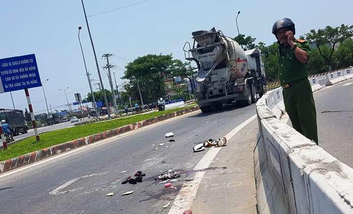 tai nạn,tai nạn giao thông,Đà Nẵng