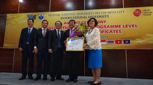 HCM City's International University gains AUN-QA accreditation