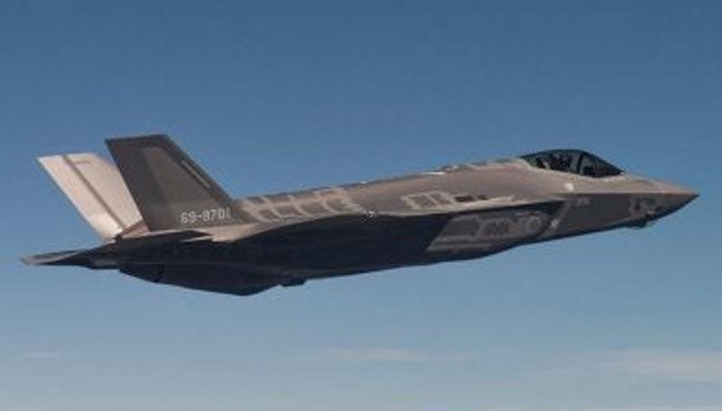 Số phận chiến cơ F-35A rơi ngoài khơi Nhật vẫn bí ẩn
