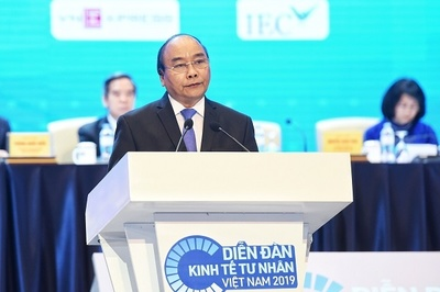 Thủ tướng: Doanh nhân kinh doanh liêm chính, kiếm lợi nhuận chân chính