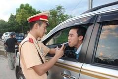 Các mức phạt với hành vi sử dụng rượu bia khi lái xe