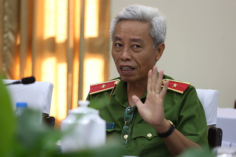 Phan Anh Minh,Công an TP.HCM,nghỉ hưu
