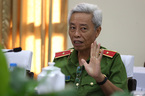Thiếu tướng Phan Anh Minh nghỉ công tác chờ chế độ hưu trí
