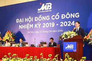 MB đặt mục tiêu doanh thu tăng 22% trong 5 năm
