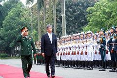 Việt-Nhật thúc đẩy hợp tác công nghiệp quốc phòng