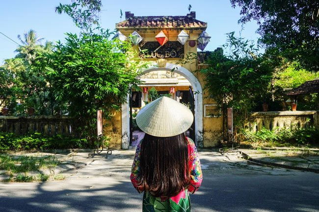 A visit to Hue's Luc Bo Cultural Space