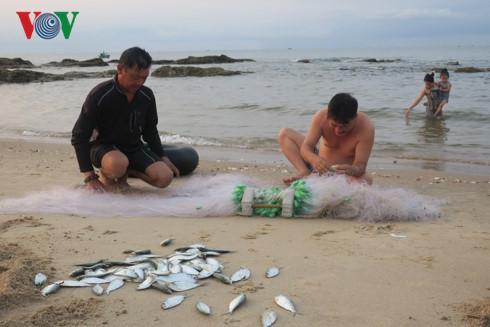 Thuong Chanh beach home to stunning sunrise