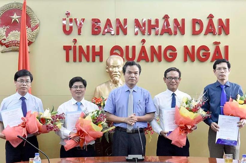 Chỉ định, bổ nhiệm nhân sự 4 tỉnh thành