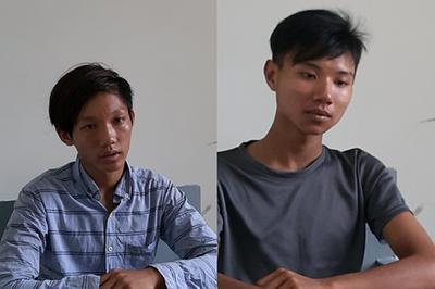 Nam sinh trường cảnh sát truy đuổi nhiều km bắt 2 tên cướp giật