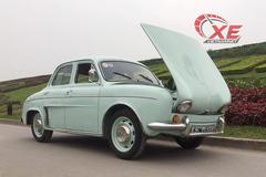 Dân Hưng Yên chơi Renault Dauphine đời 1956 định giá 400 triệu