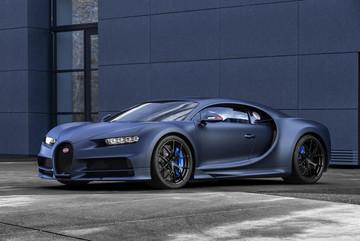 Khách mua siêu xe Bugatti Chiron mới phải đợi tới 2022