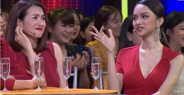 hot girl Trâm Anh,Quý ông đại chiến,Hương Giang