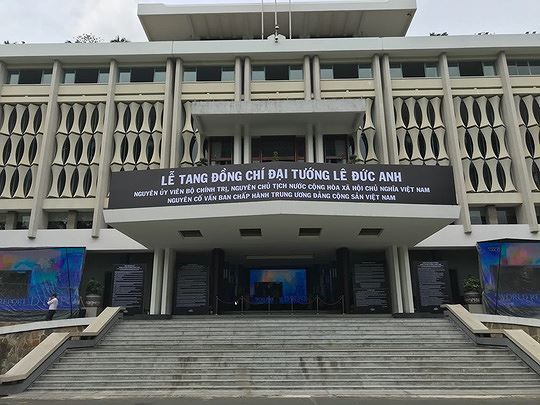 HCM City prepares for former President Le Duc Anh's funeral