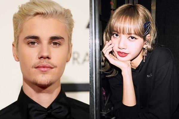 Justin Bieber nhập hội sao 'theo đuổi' Lisa, BTS lập thành tích khủng tại Billboard
