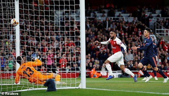 Vùi dập Valencia, Arsenal sáng cửa vào chung kết Europa League