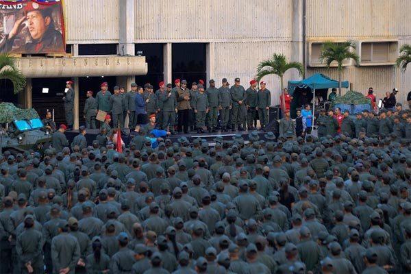 Động thái cực kỳ khôn ngoan của Tổng thống Venezuela