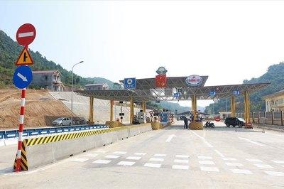 Từ 3/5, bắt đầu thu phí BOT quốc lộ Hòa Lạc - Hòa Bình