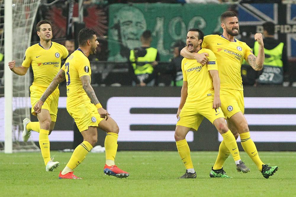 Pedro giải cứu Chelsea: 'Tôi muốn vô địch Europa League'