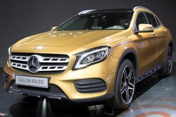 Lái Mercedes-Benz GLA gây tai nạn, trang bị an toàn giúp gì cho tài xế?