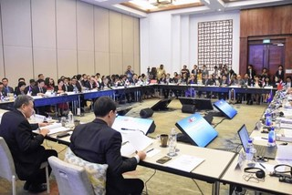 ASEAN+3 finance ministers propose measures to deal with financial crisis