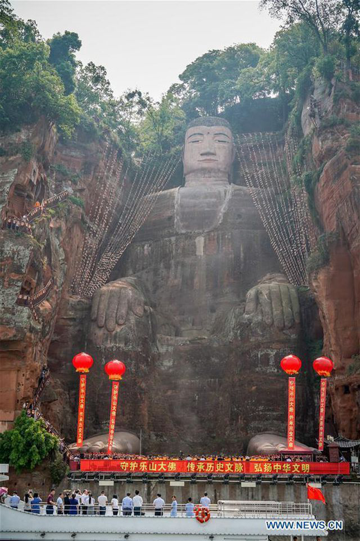 Tượng Đức Phật,Trung Quốc