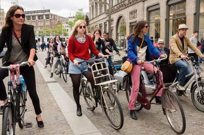 'Choáng' với số người tử vong do tai nạn... xe đạp