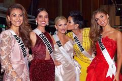 Hoa hậu Mỹ từng suy sụp vì vạ miệng chê tiếng Anh của H'Hen Niê