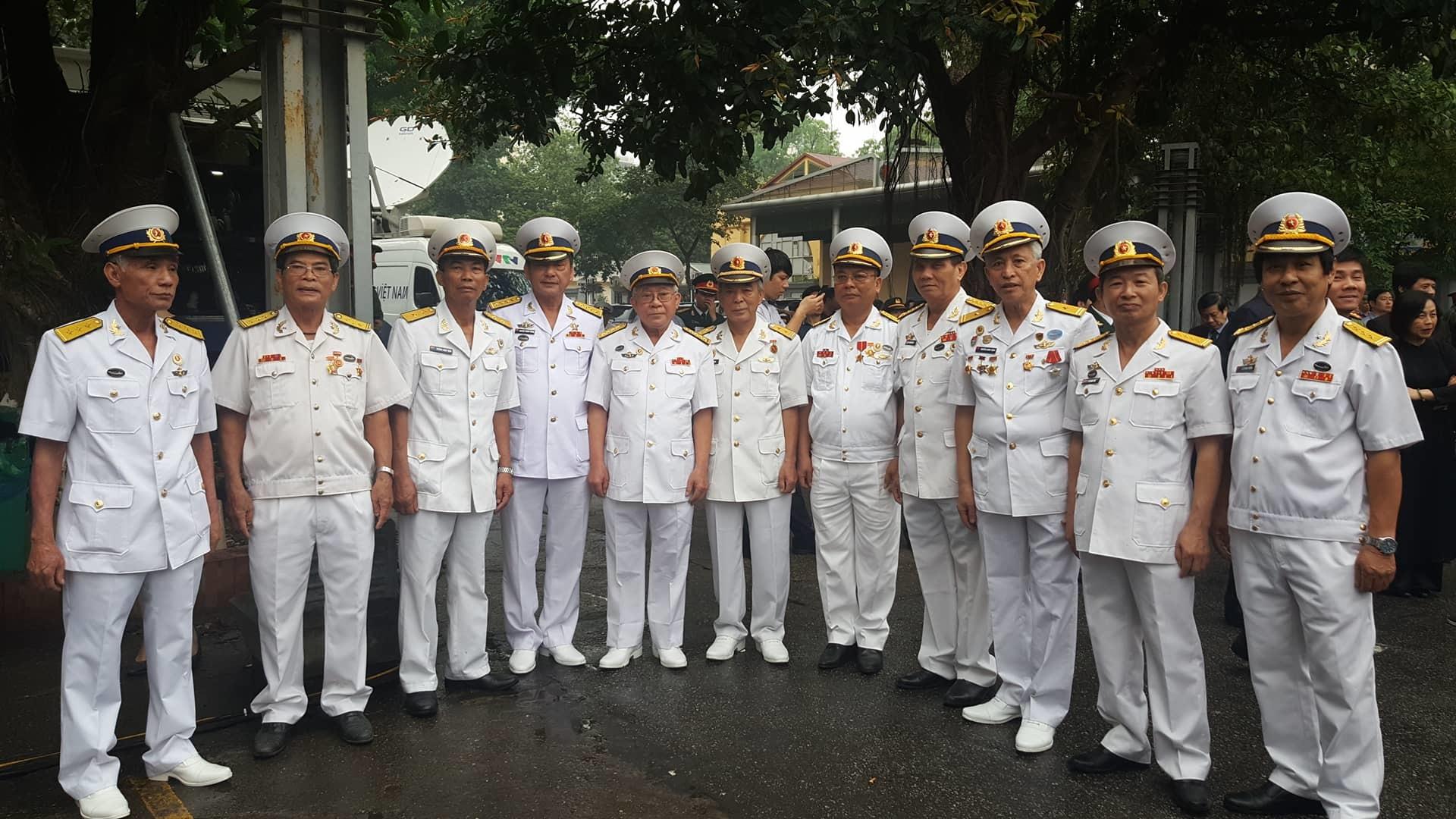 Lính tàu không số kể chuyến vượt biển đưa ông Lê Đức Anh Nam tiến
