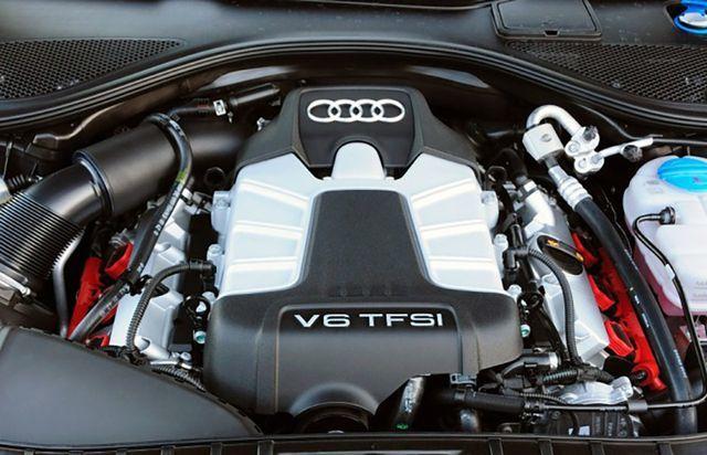 Mùi xăng bay vào khoang lái, triệu hồi 182 xe Audi tại Việt Nam