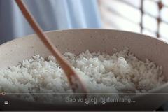 Tự gây nghiện bằng món sữa gạo làm tại nhà ngon 'không tưởng'